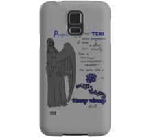 Wibbly Wobbly Timey Wimey Samsung Galaxy Case/Skin