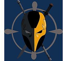 Deathstroke - Joe Manganiello - Batman Dc comics Photographic Print