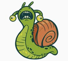 Tauntaun Snail by artdyslexia