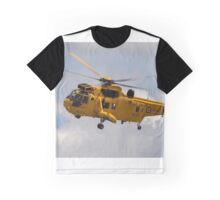 RAF Search and Rescue Seaking Graphic T-Shirt