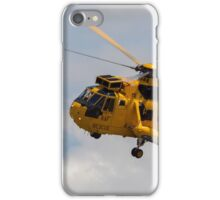 RAF Search and Rescue Seaking iPhone Case/Skin