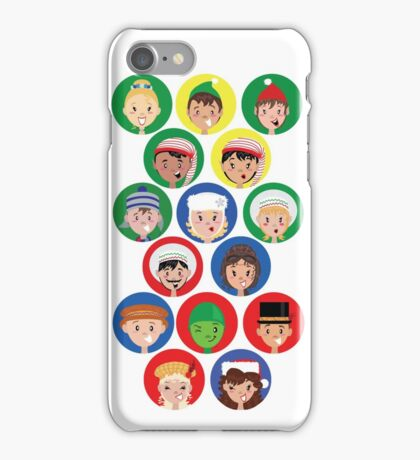 A Christmas Fantasy - Phone Case iPhone Case/Skin