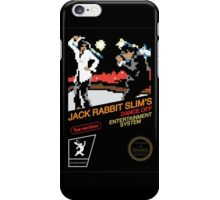 Jack Rabbit Slim's Dance Off iPhone Case/Skin