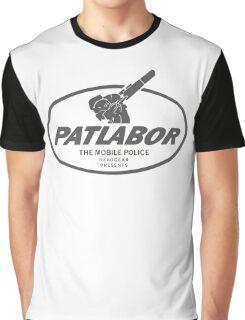 Patlabor (Grey) Graphic T-Shirt