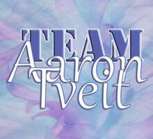 Team Aaron Tveit Sticker