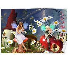 Fairie Music Poster