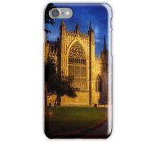 York Minster East iPhone Case/Skin