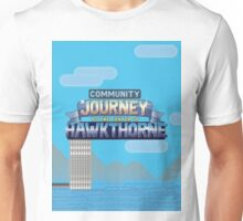 Journey To The Center Of Hawkthorne Unisex T-Shirt