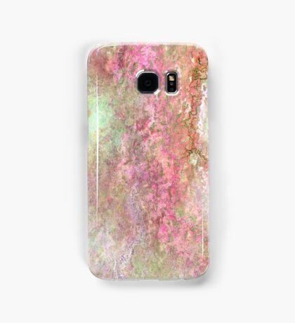 Okavango pink Samsung Galaxy Case/Skin