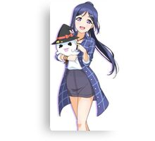 SR : KANAN ☠ [unidolized] Canvas Print