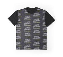 Cryptid Creatures Hashtag Graphic T-Shirt