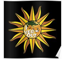 Veg Out Poster