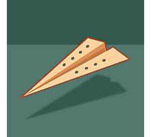 Paper Airplane 20 Photographic Print