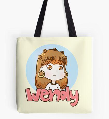 Red Velvet Wendy Russian Roulette Tote Bag
