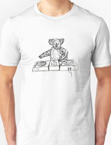 Koala DJ Unisex T-Shirt