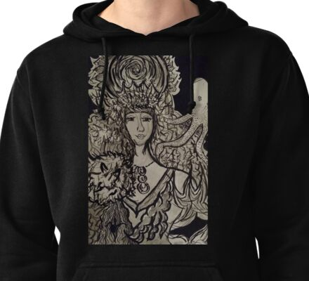 Mother earth Pullover Hoodie