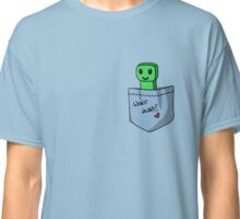 Minecraft Creeper Classic T-Shirt
