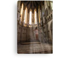 Chapel of the Ascension Canvas Print