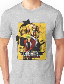 Garou Mark of the Wolves Unisex T-Shirt