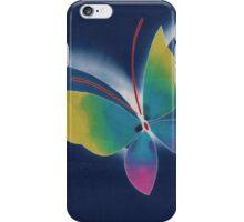japanese fabric 2 - scanogram iPhone Case/Skin