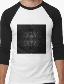 Circle Graphic Men's Baseball ¾ T-Shirt