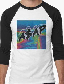 A$AP  Men's Baseball ¾ T-Shirt