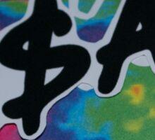 A$AP  Sticker