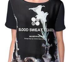 BTS Blood Sweat Tears 1 Chiffon Top