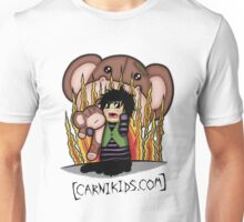 Carnikids: Corby Monkey Shirt Color (Light) Unisex T-Shirt