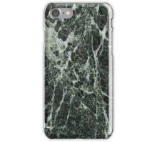 Dark Green Marble iPhone Case/Skin