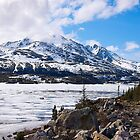 Yukon Trail, Lake Bennett, Canada, 2013. by johnrf
