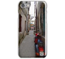 African Alleyway iPhone Case/Skin