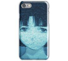 Lain 8bit iPhone Case/Skin