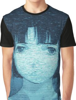 Lain 8bit Graphic T-Shirt