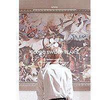 BTS Blood Sweat Tears 5 Photographic Print