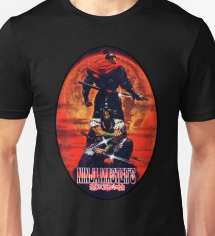 Ninja Master's  Unisex T-Shirt