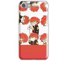 707 Seven Lucien chibi Mystic Messenger iPhone Case/Skin