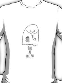 Boo at the zoo! T-Shirt