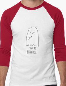 You are beautiful! Men's Baseball ¾ T-Shirt