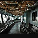 Toronto Island Ferry by yvonne willemsen