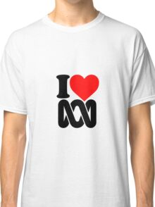 Love the ABC Classic T-Shirt