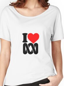 Love the ABC Women's Relaxed Fit T-Shirt