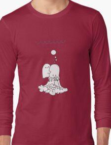 Octopus' garden Long Sleeve T-Shirt