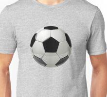 Cool soccer ball sporty design Unisex T-Shirt
