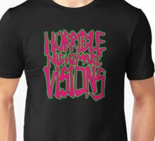 Horrible Nightmare Visions Unisex T-Shirt
