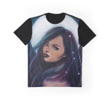 Moon in Cancer Graphic T-Shirt