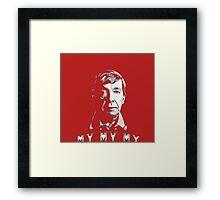 mymymy Framed Print