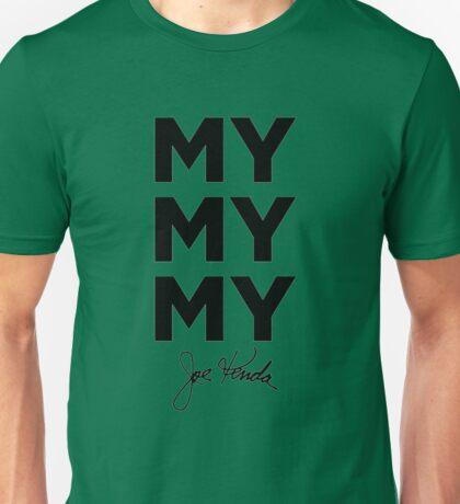joe kenda lieutenant Unisex T-Shirt