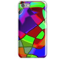 Abstract Art Ball iPhone Case/Skin