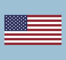 United States of America - American Apparel - Independence Day T-Shirt Kids Clothes